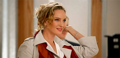 Uma Thurman au casting de My So Called Wife sur Bravo
